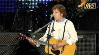 Paul McCartney - Every Night (Estadio Azteca 08-Mayo-2012) HD