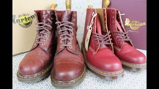 """DR MARTENS """"For Life"""" Vs """"Made In England"""" *COMPARISON REVIEW*"""