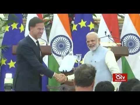 Joint Statement by PM Modi and Netherlands PM Mark Rutte