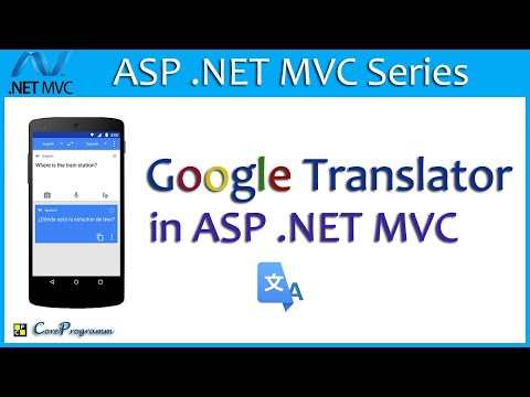 Google Translator In MVC | Language Converter Using Google Translator Plugin