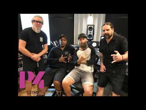 Download Sepultura and Jens Bogren at P4 Örebro Sveriges Radio short interview 2019 Mp4 baru