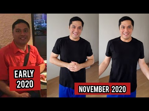 how-to-lose-fat-quick-and-gain-muscle-(30-to-45-days)-fitness-vlog-by-filipino-self-help-youtuber