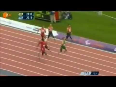 Мoments of  Paralympics 2012 (Моменты из паралимпиады  2012 )