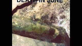 Watch Death In June The Snows Of The Enemy little Black Baby video