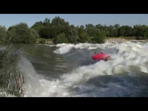 Fluid Element - high speed surfing in Lyon