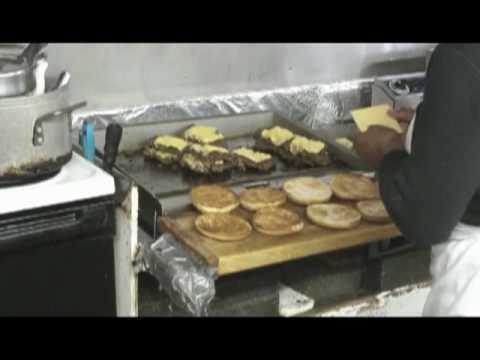 Ms Ann's Getto Burger