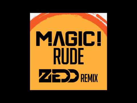 [OFFICIAL] Rude (Zedd Extended Remix) - MAGIC!