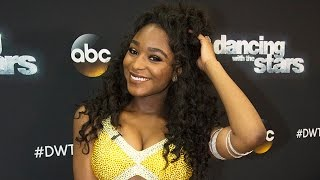 Normani & Val Give Showstopping DWTS Routine For Week 2 & Get Praised By Judges