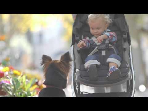 Die Welt mit Kinderaugen sehen und entdecken / Der neue TV Spot von Britax versinnbildlicht die Neupositionierung der Marke und präsentiert Freiheit im Familienalltag