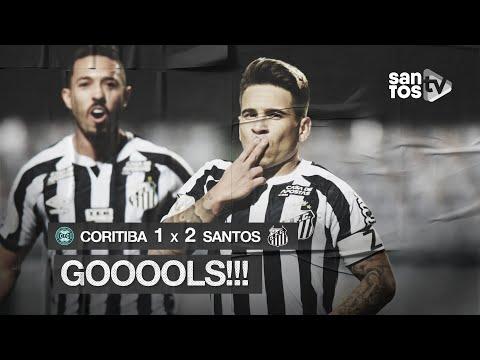 CORITIBA 1 X 2 SANTOS | GOLS | BRASILEIRÃO (17/10/20)