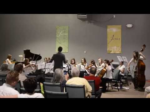 New Mexico Homeschool Symphonic Ensemble - Music from BRAVE