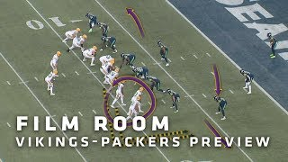 Film Room: Ground Game Giving Green Bay Packers Balance On Offense | Minnesota Vikings