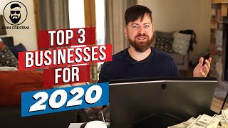 3 Best Online Businesses to Start In 2020 For Beginners