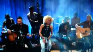 Unplugged session with Little Big Town