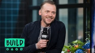 Simon Pegg Sits Down To Discuss