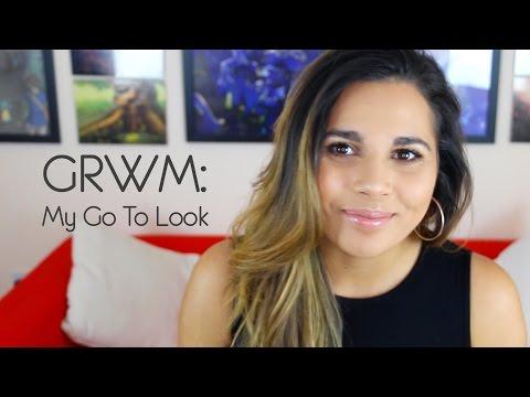 GRWM: My Go To Look | Charlotte Palmer Evans