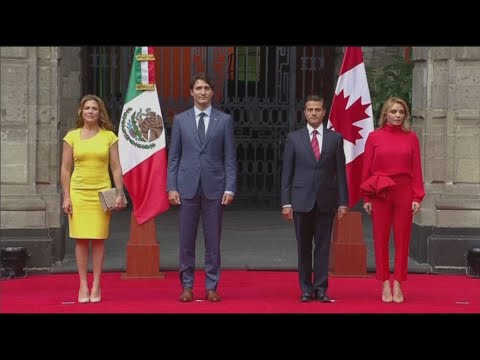 Nafta Talks Kick Off in Mexico City
