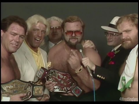 NWA World Championship Wrestling 7/12/86