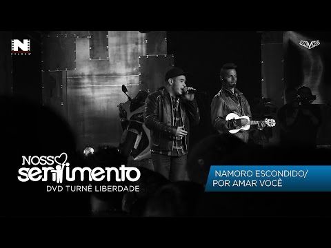 DVD Nosso Sentimento – Liberdade 2013