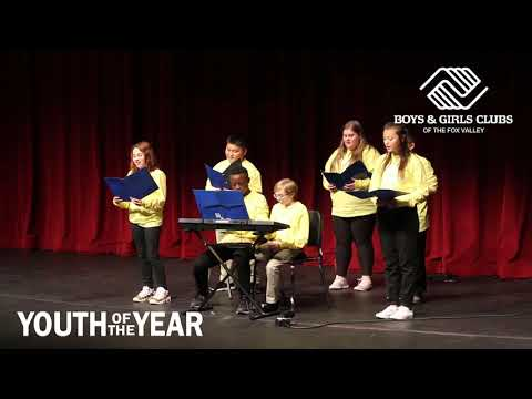 2019 Youth of the Year - Boys & Girls Club of Kaleidoscope Academy Performance