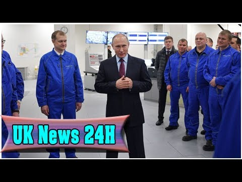Defiant putin launches £20bn liquefied natural gas plant in the arctic| UK News 24H