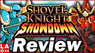 Shovel Knight Showdown Review (Video Game Video Review)