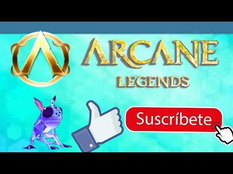 Arcane Legends OP L XXWASAXx