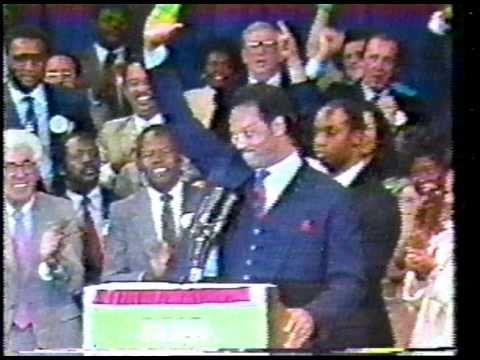 Jesse Jackson 1988 Presidential Spot