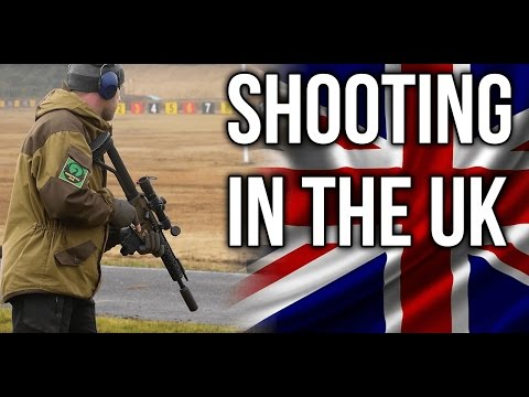UK Shooting & Firearm Ownership Explained!