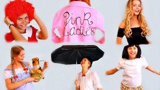HALLOWEEN Costumes - Last Minute, DIY Musical Characters   Ella Victoria