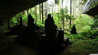 JG HDR 佐賀 鵜殿石仏群 Saga,Udono Rock Carved Buddhas