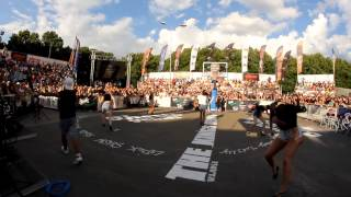 Dunk elite @ ghetto games sprite street slam dunk 2014