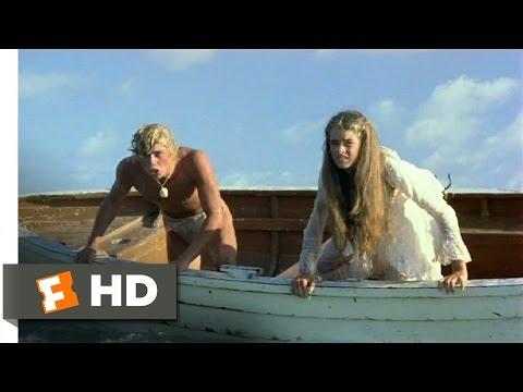 The Blue Lagoon (7/8) Movie CLIP - Trouble (1980) HD