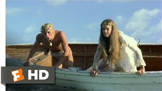 Repeat youtube video The Blue Lagoon (7/8) Movie CLIP - Trouble (1980) HD