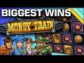 Top 10 Biggest Slot Wins on Money Train