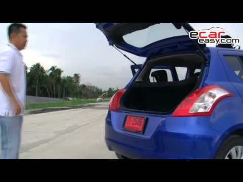 NEW SUZUKI SWIFT  test drive by Ecareasy.com