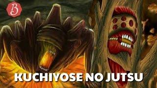 Naruto - Top 8 Kuchiyose No Jutsu Terkuat