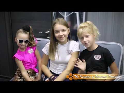 Little Miss & Mr. Eurasia 2016 full video