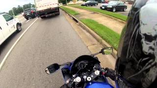 Older Motorcycles vs. Newer Motorcycles, Fiance wants to get a 636, Sliding on a Motorcycle