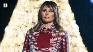 Melania Still Has To Give A F**k About Christmas