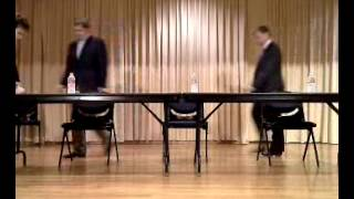 Part 1 of 4 ETXCA Attorney General Debate Tyler Texas