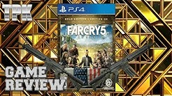 Far Cry 5: Gold Edition - What You Get + Unboxing & Review