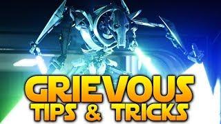 GENERAL GRIEVOUS TIPS & TRICKS: Star Cards, Abilities & More - Battlefront 2