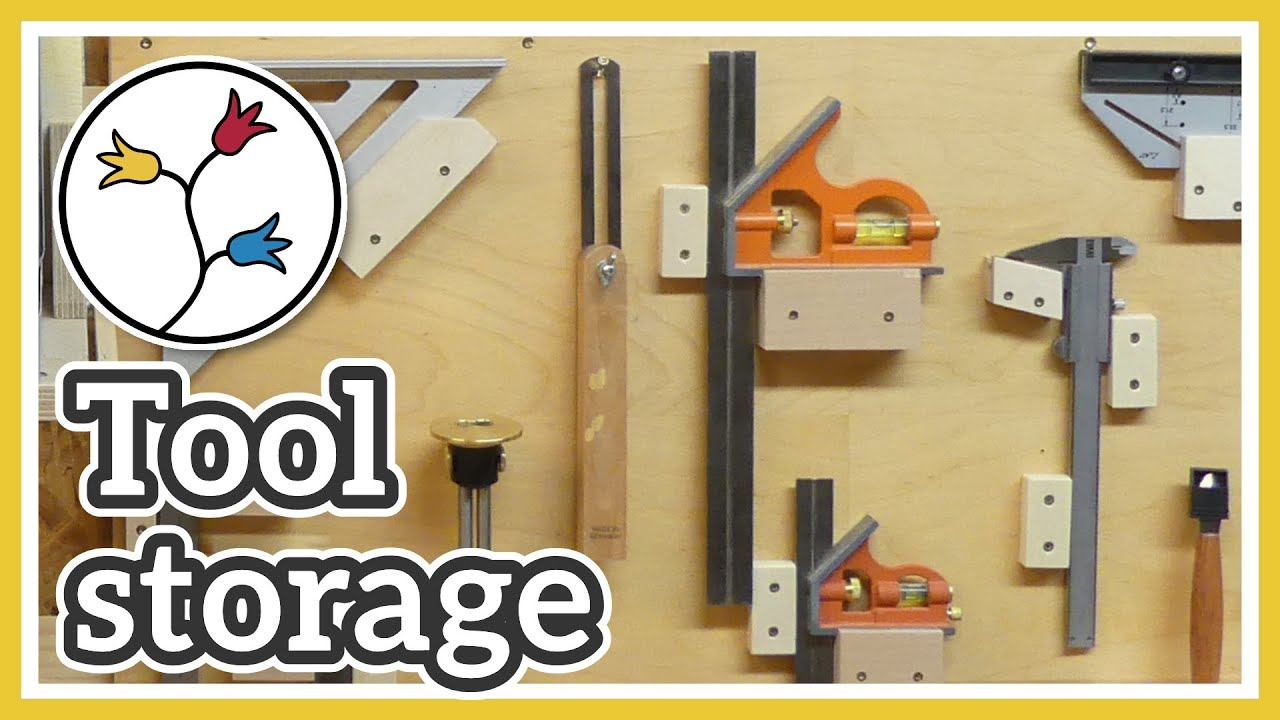 Gentil Tool Storage Ideas: Make French Cleat Tool Holders And Organize Your Tools