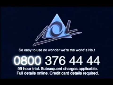 AOL Advert