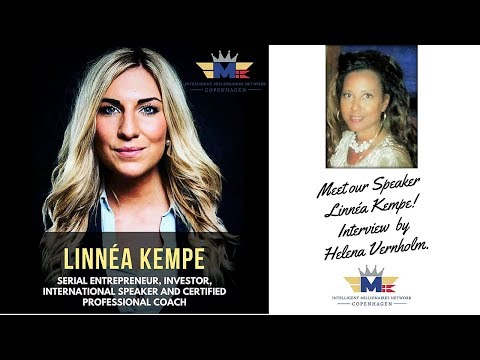 Meet Our Speaker Linnéa Kempe interviewed by Helena Vernholm
