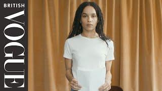 Zoë Kravitz: The Audition | British Vogue