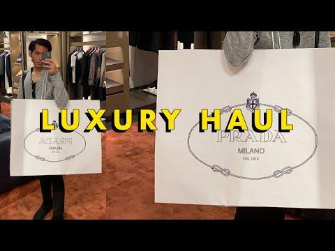 luxury-haul:-prada,-saint-laurent,-gucci,-acne-studios- -peter-sim
