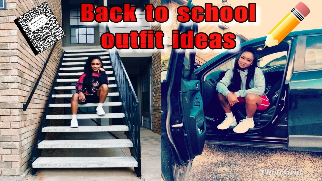 BACK TO SCHOOL OUTFIT IDEAS 2018 1