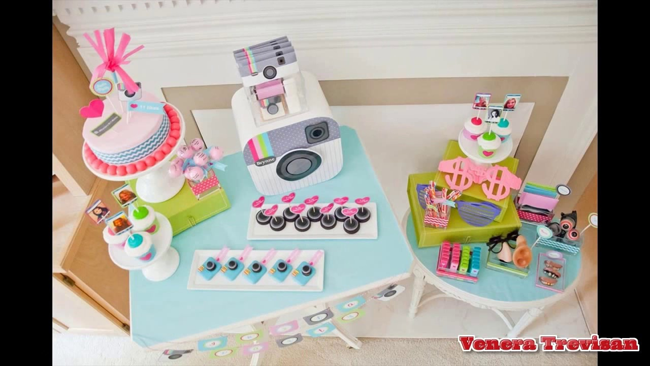 birthday party ideas for tweens at home youtube